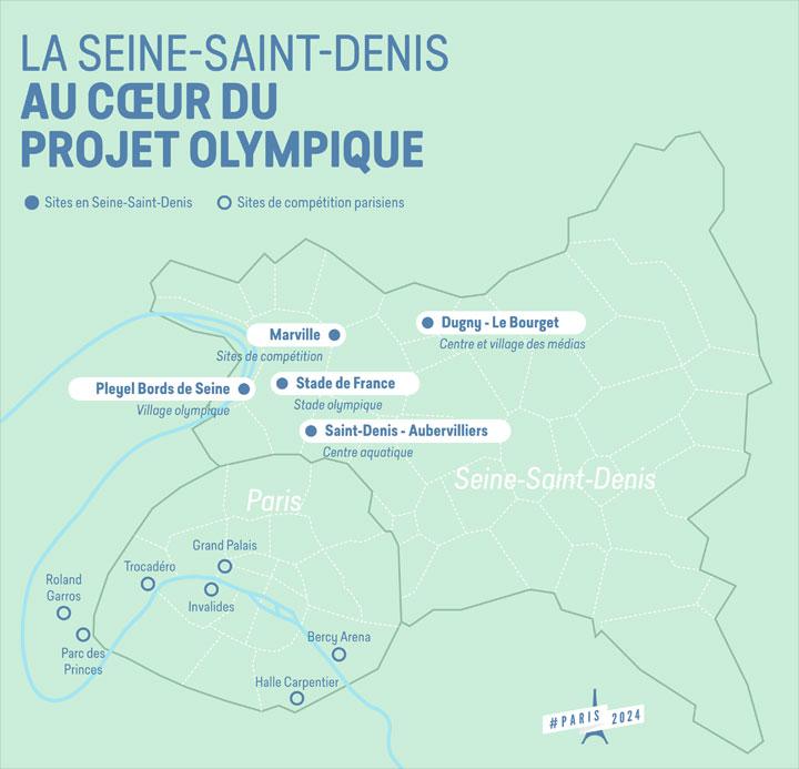 seinesaintdenis.fr / JOP 2024 : la Seine-Saint-Denis au cœur du ...