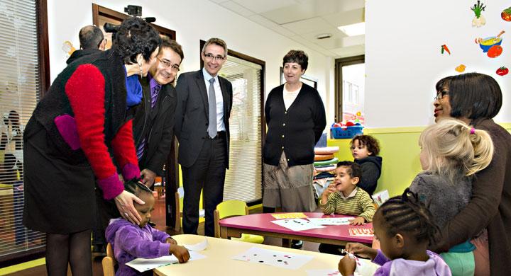 Creche Rosny Sous Bois - seinesaintdenis fr Lancement du schéma territorial de service aux familles